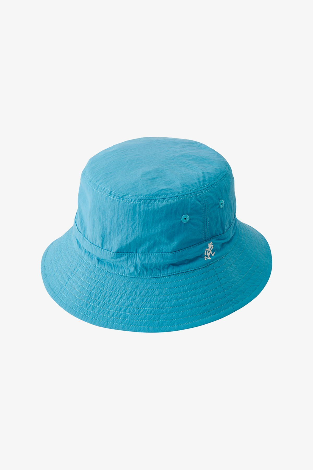 SHELL REVERSIBLE HAT MOCHA x AQUA