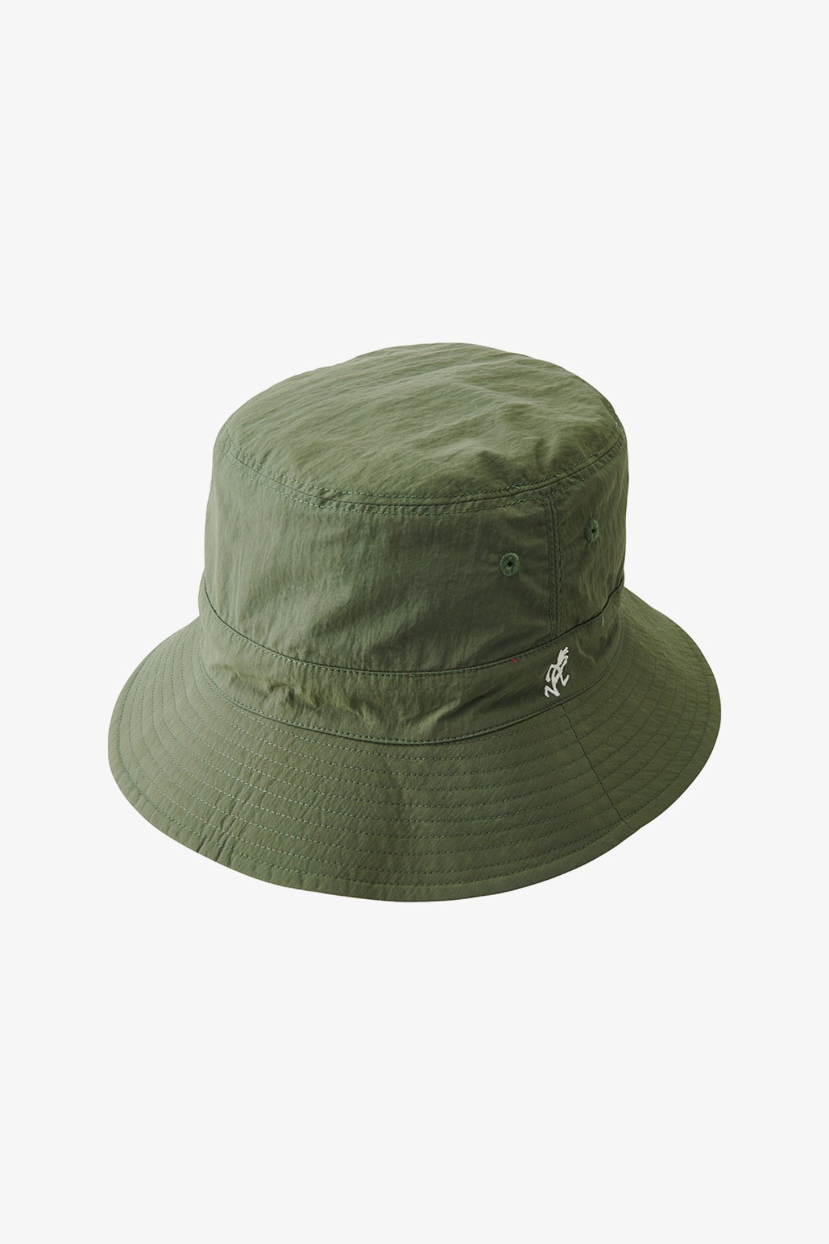 SHELL REVERSIBLE HAT OLIVE x RASPBERRY